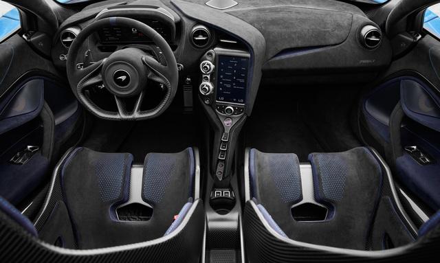 Ra mắt McLaren 765LT Spider - Xe mui trần mạnh nhất lịch sử McLaren - Ảnh 11.