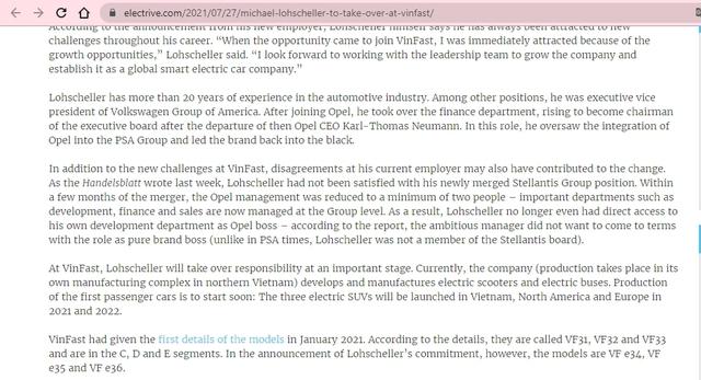 Truyền thông quốc tế: Giám đốc điều hành VinFast toàn cầu từng kéo Opel từ vực thẳm nhưng với VinFast còn nhiều điều phải làm - Ảnh 2.