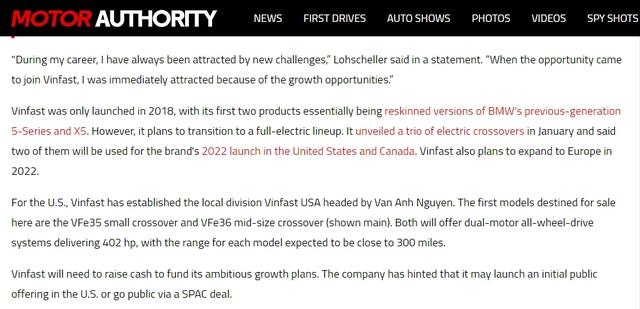 Truyền thông quốc tế: Giám đốc điều hành VinFast toàn cầu từng kéo Opel từ vực thẳm nhưng với VinFast còn nhiều điều phải làm - Ảnh 4.