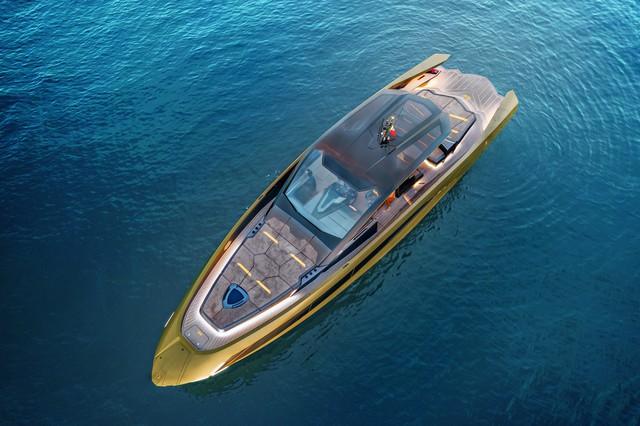 Tay đấm khét tiếng chi gần 100 tỷ mua siêu du thuyền như Lamborghini Sián - Ảnh 9.