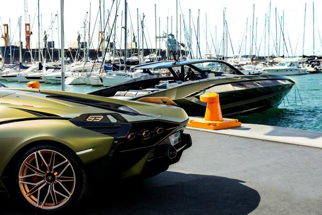 Tay đấm khét tiếng chi gần 100 tỷ mua siêu du thuyền như Lamborghini Sián - Ảnh 4.