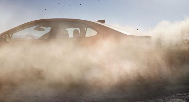 Subaru WRX 2022 sẽ về Việt Nam tiếp tục nhá hàng bằng màn tung cát chẳng kém SUV - Ảnh 2.