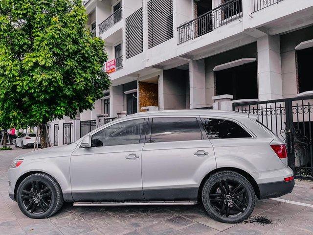 Bán Audi Q7 rẻ hơn VinFast Fadil, chủ xe thành thật: 'Xe này muốn ngon phải bỏ thêm tiền, đi chắc chắn ngốn xăng' - Ảnh 2.