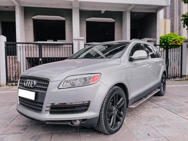 Bán Audi Q7 rẻ hơn VinFast Fadil, chủ xe thành thật: 'Xe này muốn ngon phải bỏ thêm tiền, đi chắc chắn ngốn xăng' - Ảnh 6.