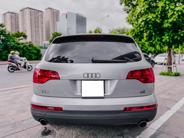 Bán Audi Q7 rẻ hơn VinFast Fadil, chủ xe thành thật: 'Xe này muốn ngon phải bỏ thêm tiền, đi chắc chắn ngốn xăng' - Ảnh 4.