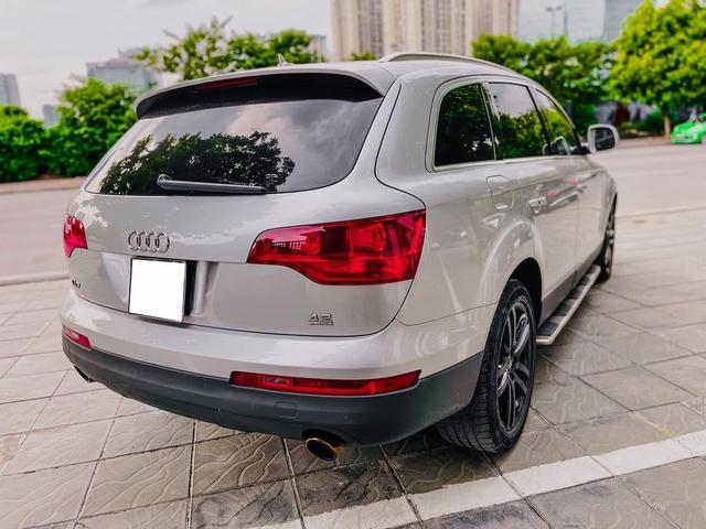 Bán Audi Q7 rẻ hơn VinFast Fadil, chủ xe thành thật: 'Xe này muốn ngon phải bỏ thêm tiền, đi chắc chắn ngốn xăng' - Ảnh 3.