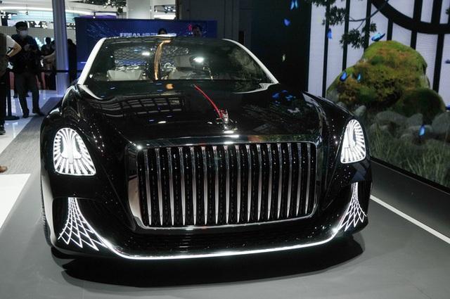 Ô tô Trung Quốc để lại stereotype đầy tai tiếng - tại sao vẫn dám đối đầu ngũ hổ tướng siêu xe? - Ảnh 4.