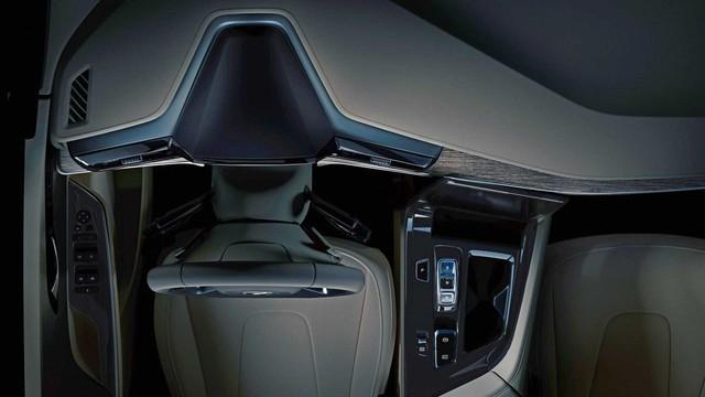 Hyundai Custo - MPV 7 chỗ từ Tucson khoe nội thất xịn xò: Có hàng ghế cho sếp như trên Kia Carnival - Ảnh 3.