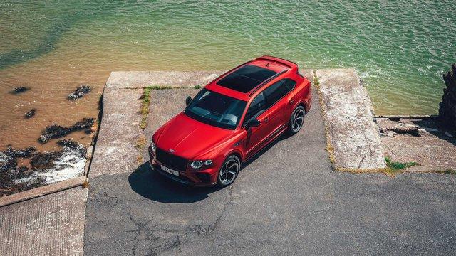 Bentley bán chạy chưa từng có vì đại gia Trung Quốc ồ ạt đổ tiền mua xe xịn - Ảnh 3.