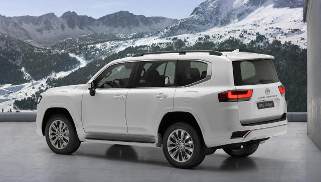 Xem trước Toyota Land Cruiser TRD: Xe cho nhà giàu mê offroad - Ảnh 4.