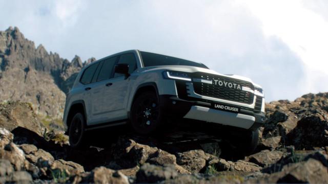 Xem trước Toyota Land Cruiser TRD: Xe cho nhà giàu mê offroad - Ảnh 3.