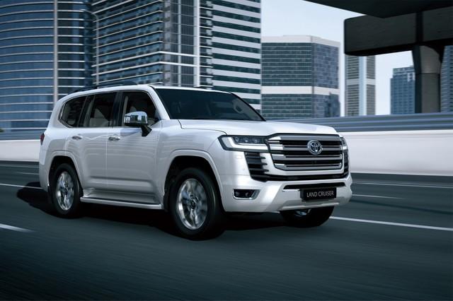 Xem trước Toyota Land Cruiser TRD: Xe cho nhà giàu mê offroad - Ảnh 2.