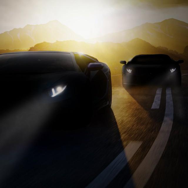 Lamborghini Aventador chuẩn bị ra mắt phiên bản bản cuối cùng trước khi về hưu - Ảnh 1.
