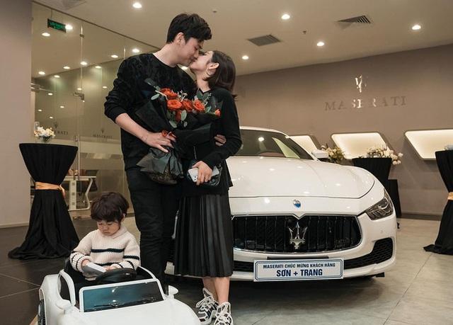 Sắm 2 xe sang + 2 căn chung cư trong chưa đầy 2 năm, vợ chồng Trang Lou - Tùng Sơn giàu cỡ nào? - Ảnh 2.