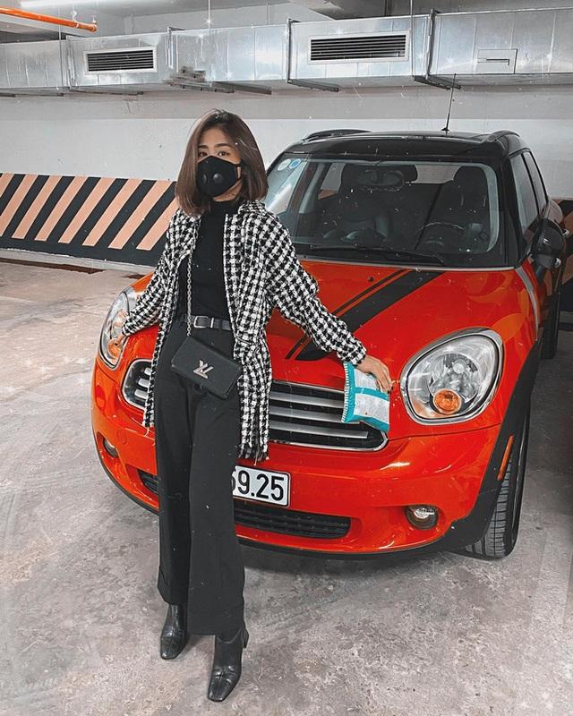 Sắm 2 xe sang + 2 căn chung cư trong chưa đầy 2 năm, vợ chồng Trang Lou - Tùng Sơn giàu cỡ nào? - Ảnh 4.