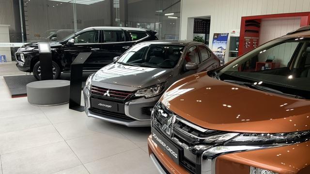 Mitsubishi ưu đãi giá kỷ lục cho 7 dòng xe, quyết bán đuổi Kia: Pajero Sport giảm nhiều nhất gần 70 triệu đồng - Ảnh 1.