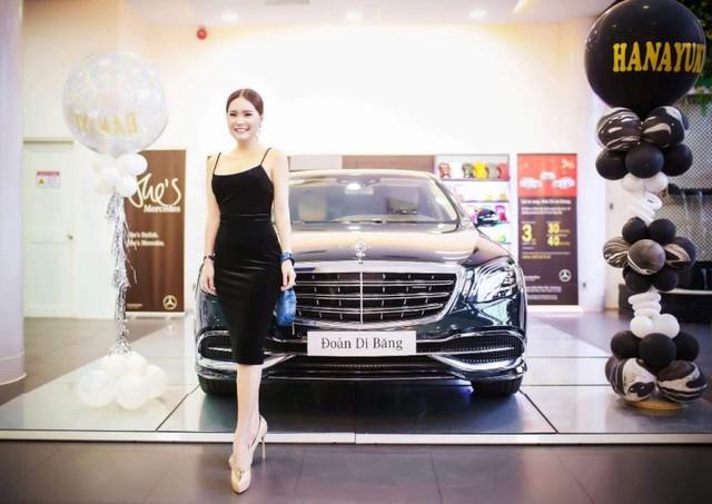 3 năm chỉ chạy 15.000km, Mercedes-Maybach S 450 cũ của Đoàn Di Băng rao bán với giá 5,9 tỷ đồng - Ảnh 2.