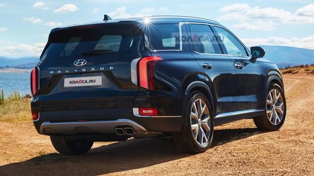 Xem trước Hyundai Palisade 2022 - SUV hàng hot được cựu Giám đốc BMW phát triển - Ảnh 2.
