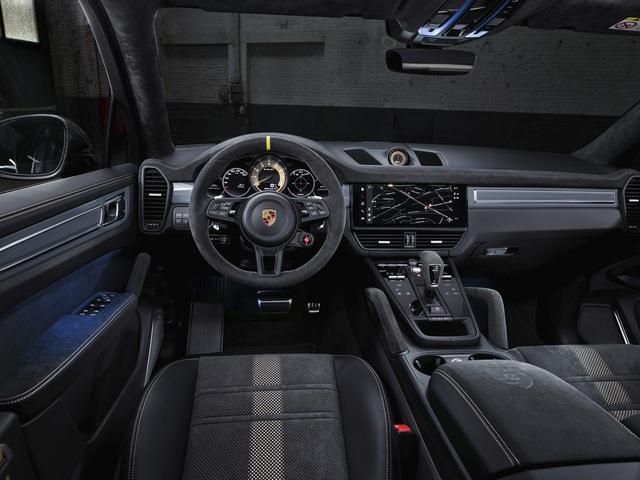 Porsche Cayenne Turbo GT ra mắt tại Việt Nam: Giá từ 12,2 tỷ đồng, mạnh ngang Lamborghini Huracan - Ảnh 3.
