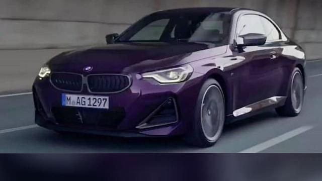 BMW 2-Series Coupe 2022 lộ diện trước ngày ra mắt - Xe chơi đích thực cho nhà giàu - Ảnh 1.