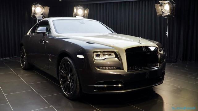 Rolls-Royce Wraith siêu hiếm cả thế giới chỉ có 50 chiếc sắp xuất hiện tại Việt Nam - Ảnh 1.