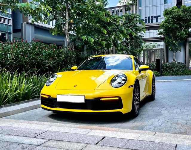 Bán Porsche 911 thế hệ mới với giá hơn 9 tỷ đồng, đại gia khiến CĐM ngã ngửa khi tiết lộ mức ODO - Ảnh 6.