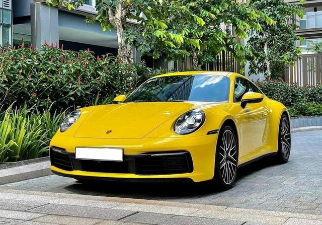 Bán Porsche 911 thế hệ mới với giá hơn 9 tỷ đồng, đại gia khiến CĐM ngã ngửa khi tiết lộ mức ODO - Ảnh 1.