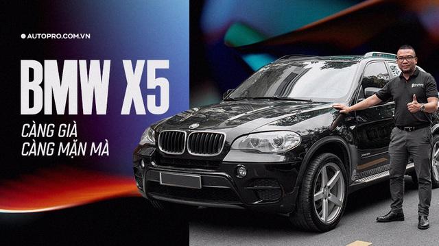 Bán Mercedes GLC đổi BMW X5 10 năm tuổi, người dùng đánh giá: 'Chạy sướng lại dư cả tỷ đồng, không hỏng vặt nhưng phải đánh đổi vài thứ'