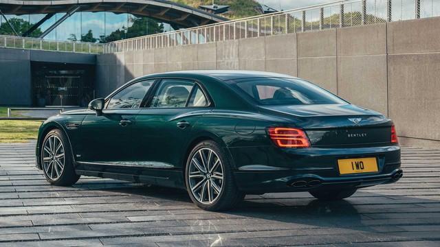 Phiên bản Bentley Flying Spur này không dành cho ai yếu tim, chỉ mất hơn 4 giây để đạt 100 km/h - Ảnh 4.