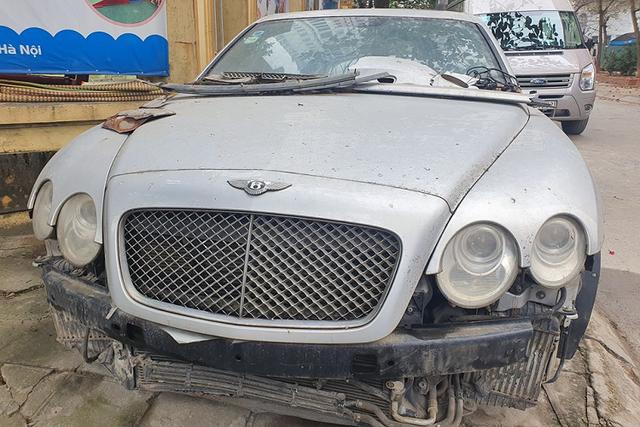 Siêu phẩm bạc tỷ một thời Bentley Continental GTC bị đại gia bỏ quên, nghe thời gian nằm phơi mưa gió mà choáng váng - Ảnh 4.