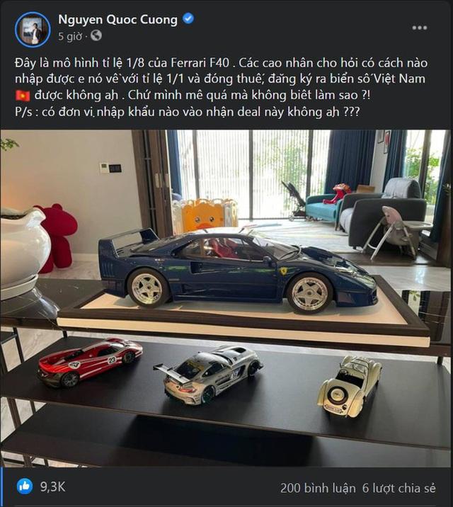 Người người nhà nhà mua xe mới, Cường đô la muốn mua siêu xe trần trụi 34 năm tuổi - có lý cả đấy! - Ảnh 1.