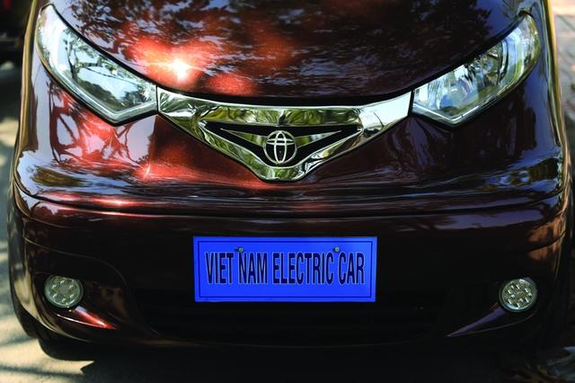 """Xe điện """"Made in ông Tâm"""" - Ảnh 3."""