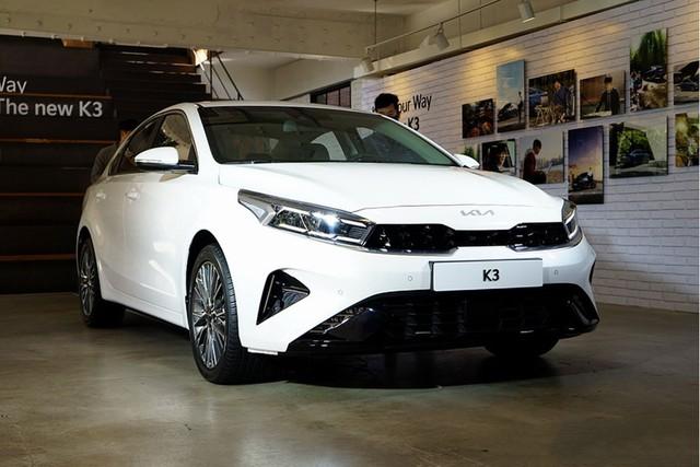 Kia Cerato 2022 nguỵ trang tại Việt Nam, sắp ra mắt sau đợt dọn hàng giảm giá kỷ lục - Ảnh 7.