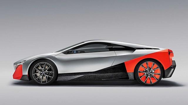 BMW Vision M Next - Mẫu xe kế nhiệm i8 một thời nức lòng đại gia Việt - Ảnh 1.