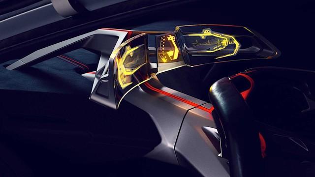 BMW Vision M Next - Mẫu xe kế nhiệm i8 một thời nức lòng đại gia Việt - Ảnh 4.
