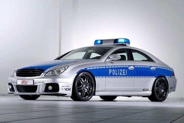 Cảnh sát thế giới dùng xe gì: Ưu tiên xe nội, không thì phải đỉnh cao, đắt khét như siêu xe - Ảnh 7.