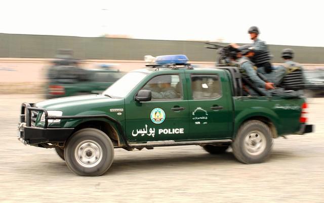 Cảnh sát thế giới dùng xe gì: Ưu tiên xe nội, không thì phải đỉnh cao, đắt khét như siêu xe - Ảnh 13.