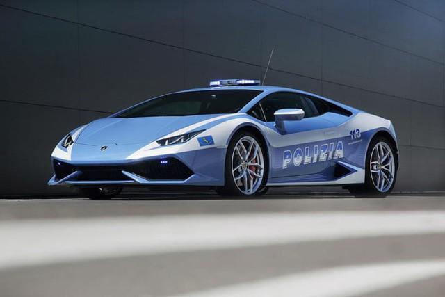 Cảnh sát thế giới dùng xe gì: Ưu tiên xe nội, không thì phải đỉnh cao, đắt khét như siêu xe - Ảnh 9.