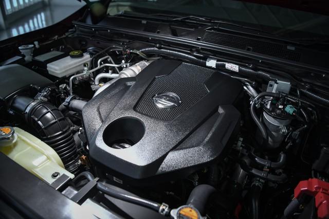 Nissan Terra 2021 sự dụng động cơ mới 2.3 tubor tăng áp kép