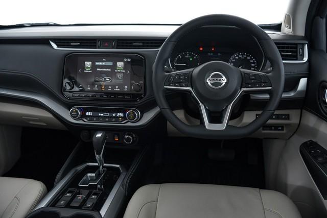 Ra mắt Nissan Terra 2021 tại Thái Lan: Giá quy đổi hơn 800 triệu đồng, tiện nghi như xe sang, chờ ngày về Việt Nam đấu Toyota Fortuner - Ảnh 7.