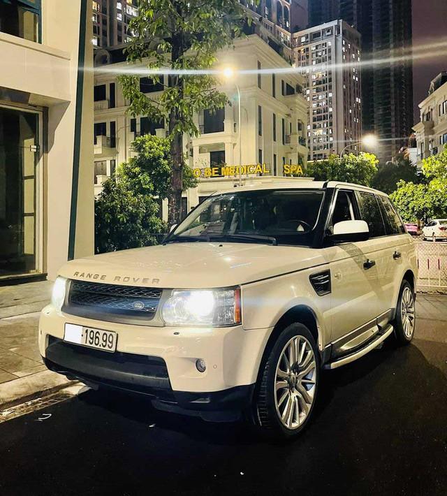 Bán Range Rover Sport giá hơn 800 triệu, chủ xe tâm sự: Vừa bảo dưỡng hết 200 triệu, mua về chỉ việc đi - Ảnh 6.