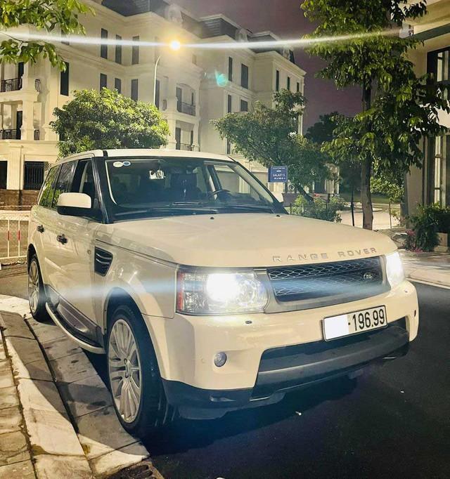 Bán Range Rover Sport giá hơn 800 triệu, chủ xe tâm sự: Vừa bảo dưỡng hết 200 triệu, mua về chỉ việc đi - Ảnh 1.