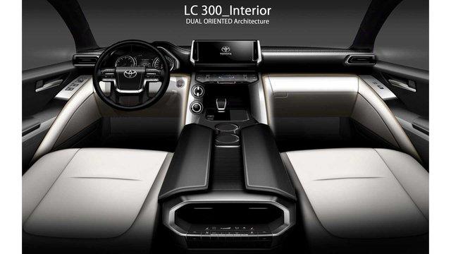 Hé lộ thiết kế Land Cruiser LC300 thời kỳ đầu: Đẹp tới mức khiến nhiều fan Toyota phải tiếc nuối - Ảnh 9.