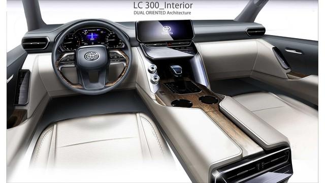 Hé lộ thiết kế Land Cruiser LC300 thời kỳ đầu: Đẹp tới mức khiến nhiều fan Toyota phải tiếc nuối - Ảnh 8.
