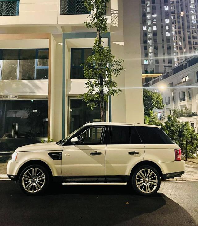 Bán Range Rover Sport giá hơn 800 triệu, chủ xe tâm sự: Vừa bảo dưỡng hết 200 triệu, mua về chỉ việc đi - Ảnh 2.