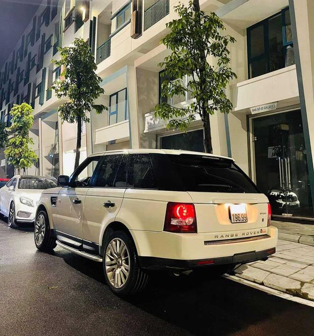 Bán Range Rover Sport giá hơn 800 triệu, chủ xe tâm sự: Vừa bảo dưỡng hết 200 triệu, mua về chỉ việc đi - Ảnh 3.