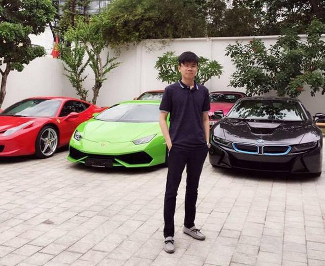 So kè dàn xe của rich kid Việt Nam và quốc tế: Không hề thua về khoản sang-xịn-mịn dù tuổi đời còn rất trẻ - Ảnh 20.