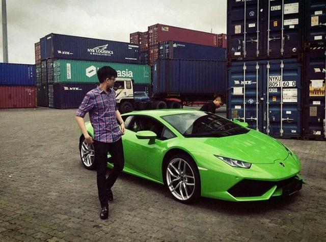 So kè dàn xe của rich kid Việt Nam và quốc tế: Không hề thua về khoản sang-xịn-mịn dù tuổi đời còn rất trẻ - Ảnh 22.