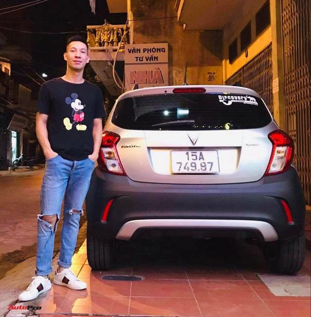 Vừa mua Kia Morning được 1 tuần, chủ xe vội bán cắt lỗ đổi VinFast Fadil: Chênh vài chục triệu tội gì phải đi xe cũ - Ảnh 3.