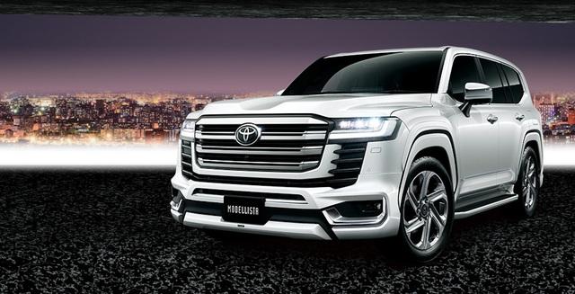 Nếu Toyota Land Cruiser 2022 chưa đủ hầm hố, các bản độ chất chơi này là lựa chọn tham khảo cho đại gia Việt thích đổi gió - Ảnh 2.